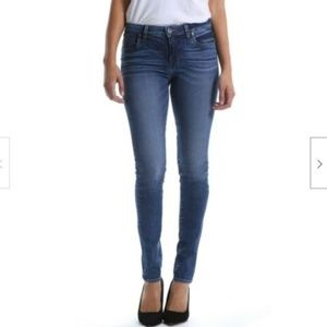 Kut from the Kloth Diana Skinny Mid Rise Jean
